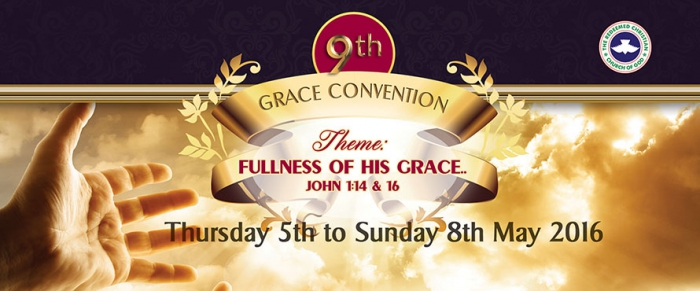 Praise and Worship at RCCG City of Grace Peterborough 9th Convention Friday 6 May
